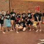 Coed Varsity swimming 12.17.19 vs St. Ed's/SJA