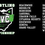 Redskins Host CVC Wrestling Tournament