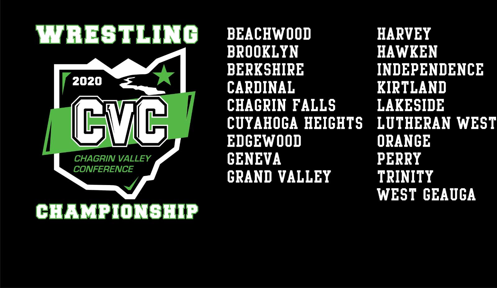 Redskins Host CVC Wrestling Tournament