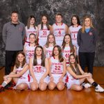 8th Grade Girls Basketball wins CVC Championship