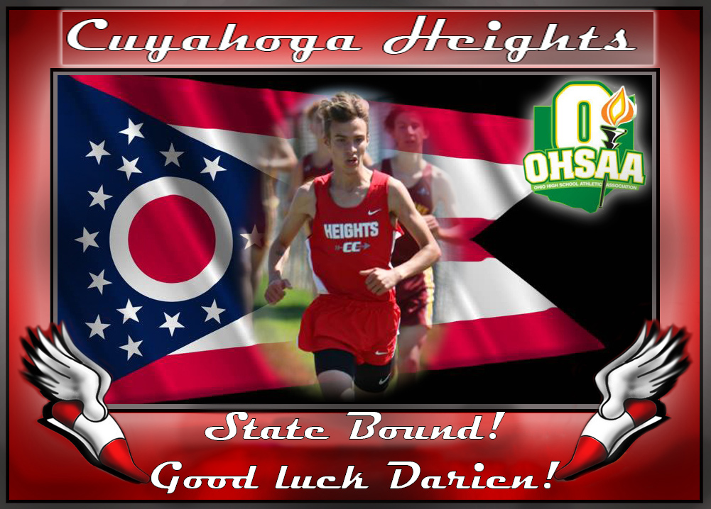 Congrats and Good Luck Darien Tillett!