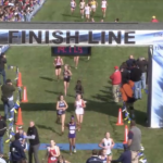 LEAH KEESLING FINISHES 34TH AT STATE MEET