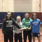 Girls Indoor State Championships