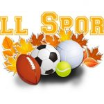 Fall Sports Practices Starting Soon