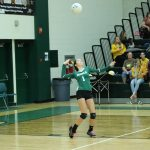 Varsity Volleyball Falls to Liberty Christian