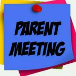 WINTER SPORTS PARENT MEETING