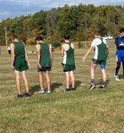 Boys Varsity Run at MEC