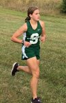 Girls Varsity Cross Country finishes 5th place at Mec
