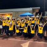 Unified Cheer Performs with Pride