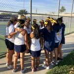 Girls Tennis Advances