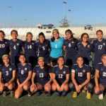 Girls Varsity Soccer beats Carter 2 – 0 to advance to Semi Finals of the Best in the West