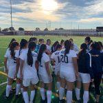 Girls Varsity Soccer beats Paramount 4 – 1