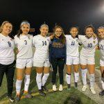 Girls Varsity Soccer ties Downey 1 – 1
