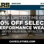 Performance Wear Promotion