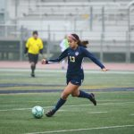 Girls Varsity Soccer beats Dominguez 7 – 0