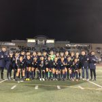 Girls Varsity Soccer wins their 6th consecutive league title