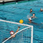 Girls' Water Polo 2019-2020