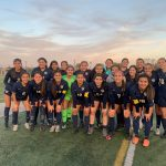 Girls Varsity Soccer ties Redlands East Valley 2 – 2 and WINS in Pks!