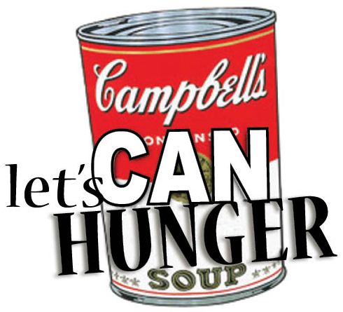 Canned Food Drive: Team Challenge
