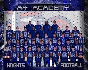 2018 A+ Academy Varsity Football