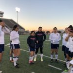 Girls Varsity Soccer falls to Ranchview 13 – 0