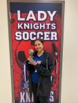 Player of the Week for your Lady Knights