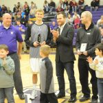 "Ryley Miller receives ""High Y"" award from YMCA"