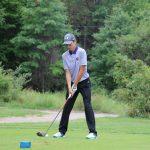 Vermilion High School Boys Varsity Golf beat Columbia High School 172-193
