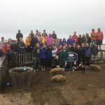 Track and Field Main Street Beach Clean Up