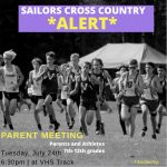 Cross Country Informational Meeting