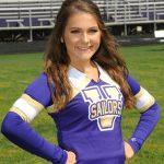 Senior Bio – Morgan Bennett – Cheerleading