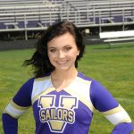 Senior Bio – Makenzie Westfall – Cheerleading