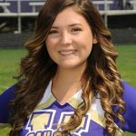 Senior Bio – Tiffany Bartlome – Cheerleading