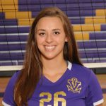 Senior Bio – Corah Peterson – Volleyball