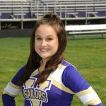 Senior Bio – Katie Stewart – Cheerleading