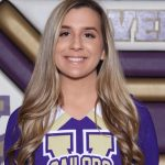 Senior Bio – Samantha Martin – Cheerleading