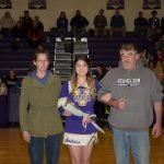 Boys Basketball/Cheerleading Senior Night