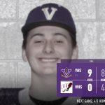 Vermilion Sailor's Varsity Baseball Team Defeats Willard 9-0