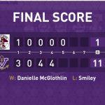 Girls Varsity Softball beats Rocky River 11 – 1
