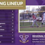 Baseball Regional Semi-Final Info