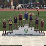 Urig and Painter Compete at State Track Meet
