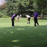 Boys Varsity Golf beats Clyde 183 – 197