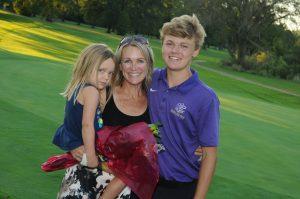 Boys Golf Senior Day