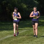 July XC Training Schedule Announced