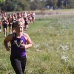 SAILORWAY XC TEAM TURNS IN 16 CAREER BESTS AT NEW LONDON