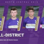 Boys Soccer All-District Honors