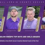Sailor Soccer Coaches Best in the County