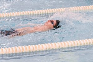 Swimming vs Sandusky St. Mary's