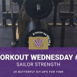 Workout Wednesday with Sailor Strength #3