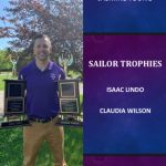 Two Earn The Sailor Trophy